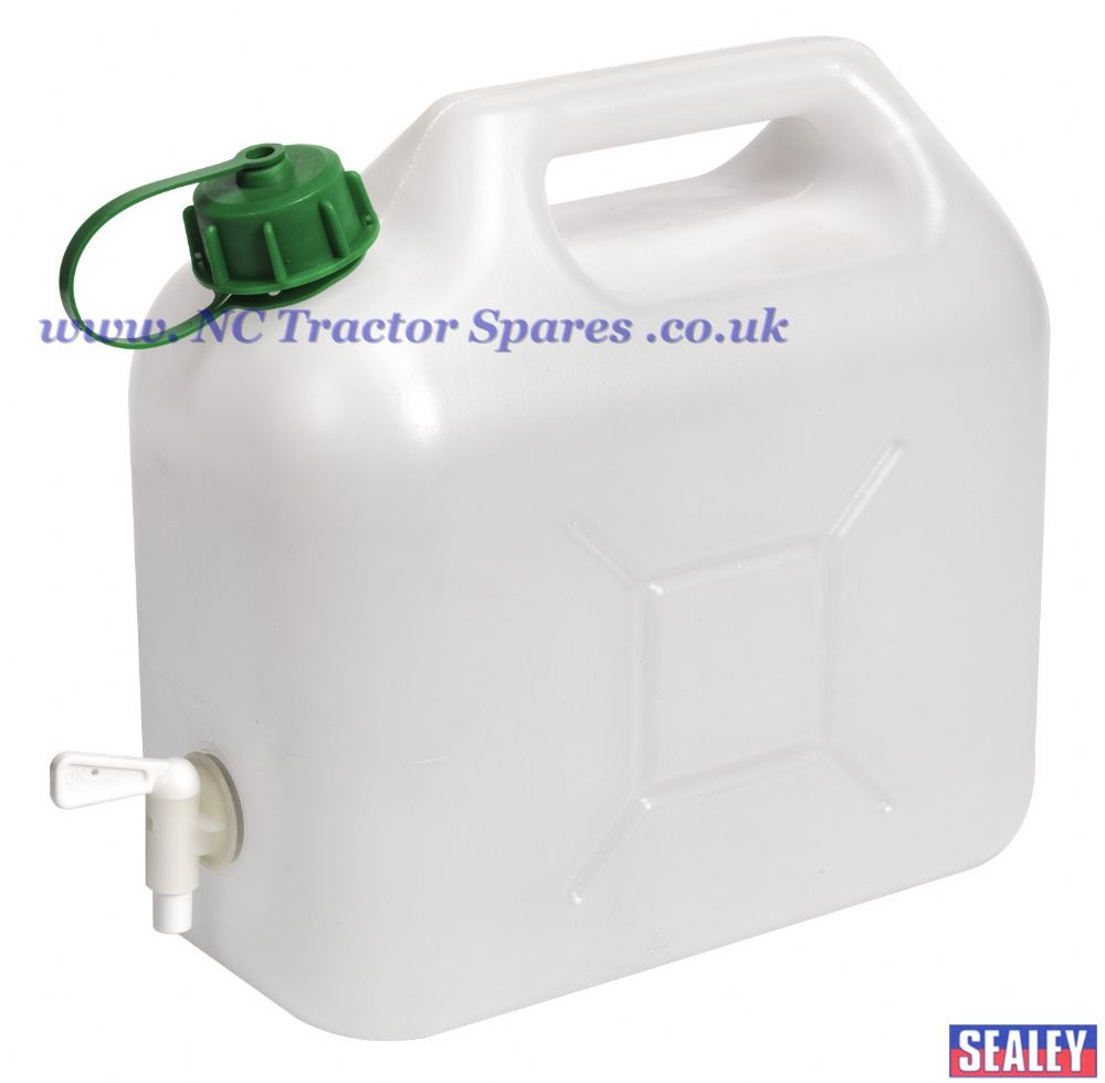 Fluid Container with Tap 5ltr